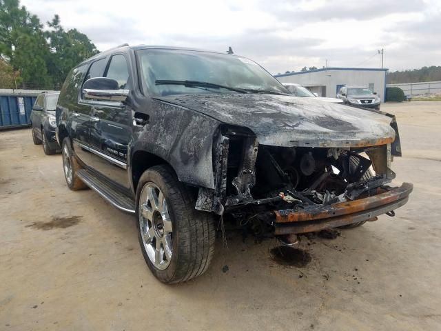 Salvage cars for sale from Copart Gaston, SC: 2007 Cadillac Escalade E
