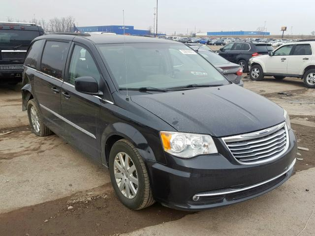 2013 CHRYSLER TOWN & COU - Other View