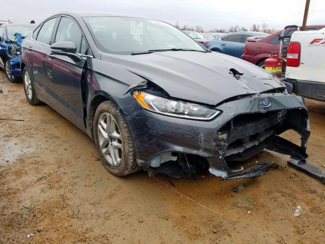 2015 FORD FUSION SE - Other View