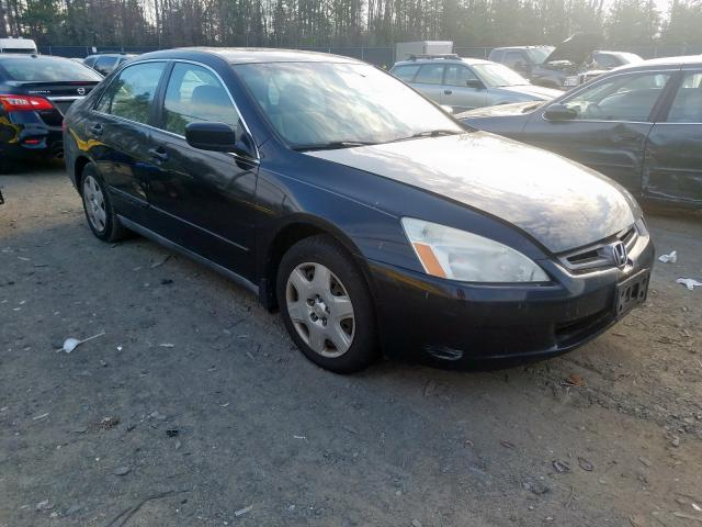 2005 Honda Accord Lx 3.0L