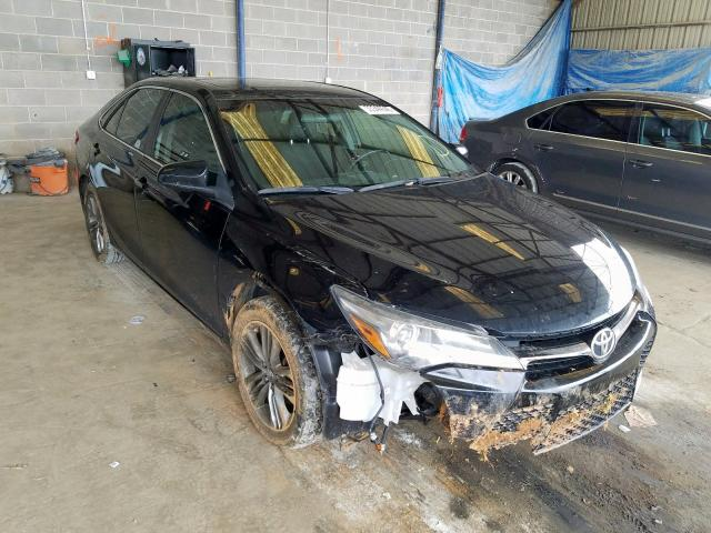 Salvage 2016 TOYOTA CAMRY - Small image. Lot 33344540