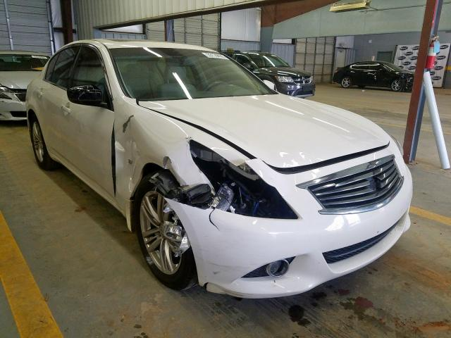 Infiniti Q40 salvage cars for sale: 2015 Infiniti Q40