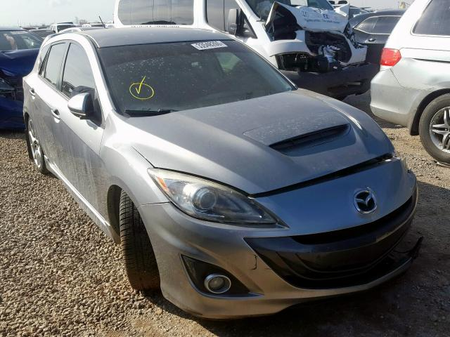 Mazda Speed 3 salvage cars for sale: 2012 Mazda Speed 3
