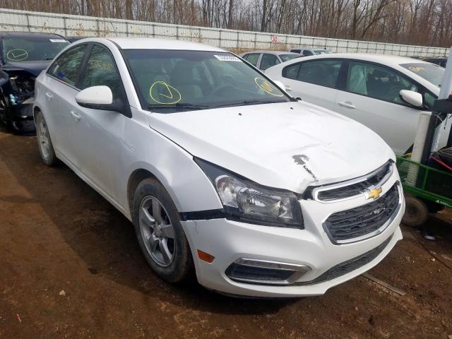 2016 Chevrolet Cruze Limi 1.4L, VIN: 1G1PE5SB5G7101864
