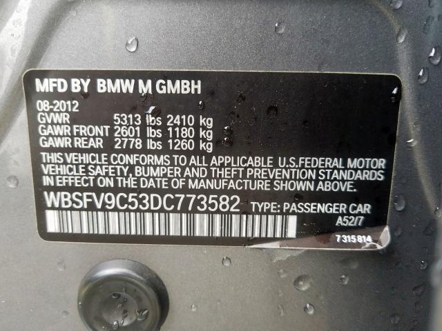 WBSFV9C53DC773582
