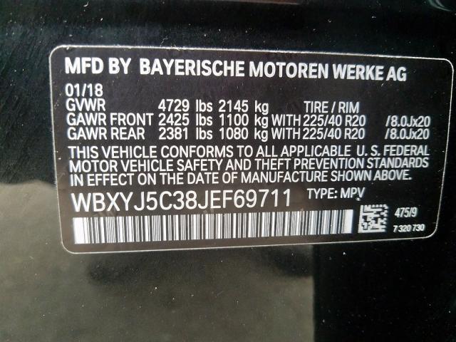 WBXYJ5C38JEF69711