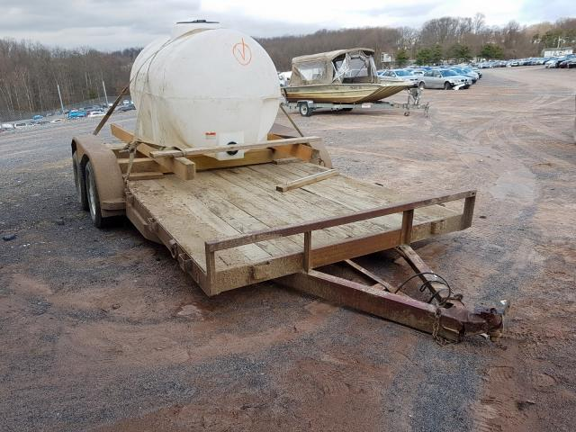 Salvage 1999 Load CAR HAULER for sale