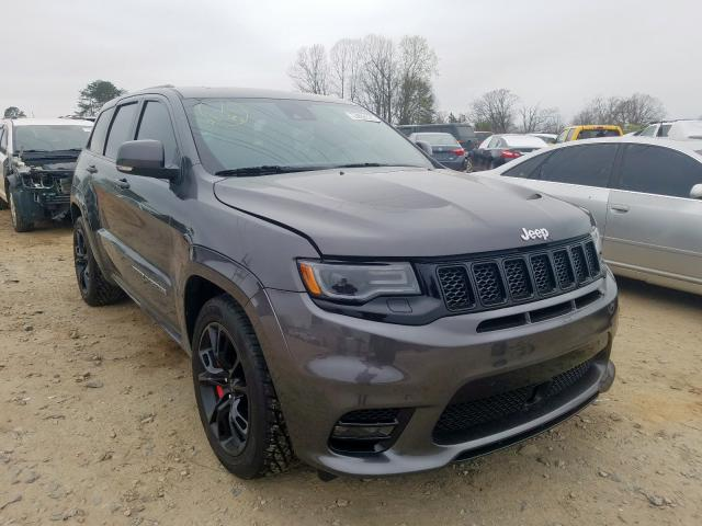 Salvage cars for sale at China Grove, NC auction: 2016 Jeep Grand Cherokee