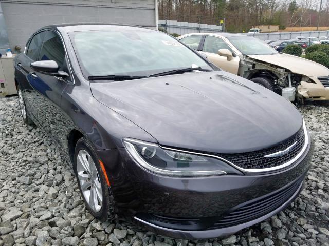 2016 Chrysler 200 Lx 2.4L, VIN: 1C3CCCFB1GN186227