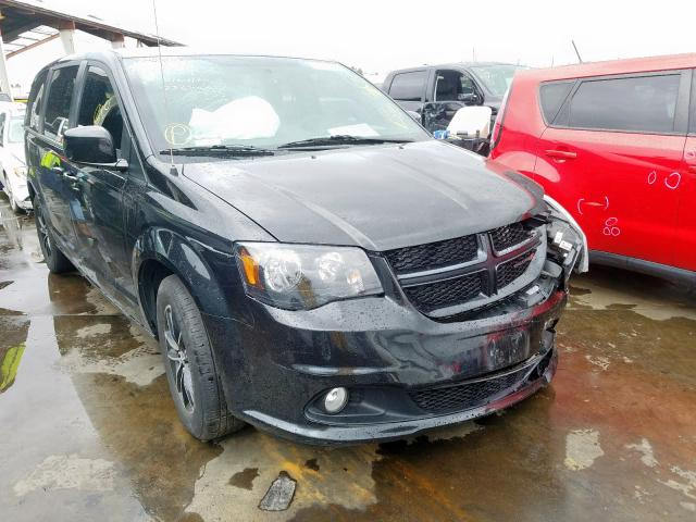 Dodge Grand Caravan salvage cars for sale: 2018 Dodge Grand Caravan