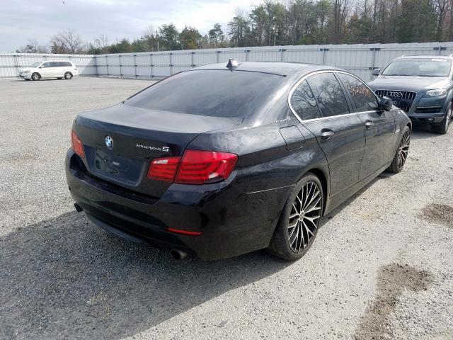 2013 BMW 5 series   Vin: WBAFZ9C55DD090754