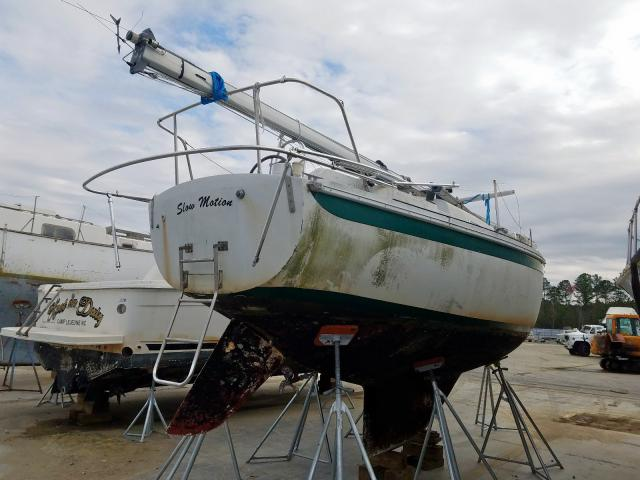 1973 BOAT BOAT - Right Rear View