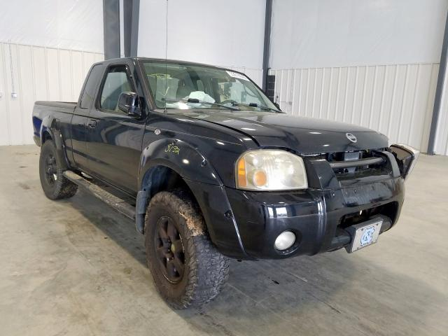Salvage 2003 NISSAN FRONTIER - Small image. Lot 33619540