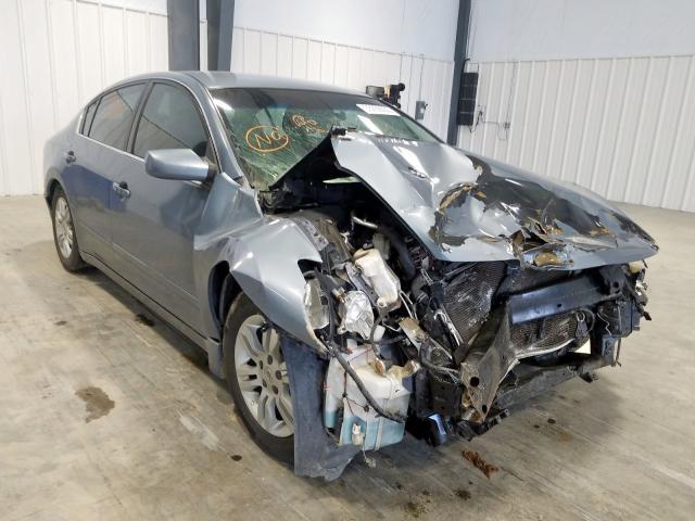 Vehiculos salvage en venta de Copart Lumberton, NC: 2012 Nissan Altima Base