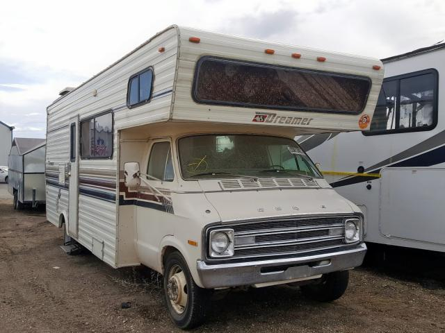 1977 Dodge Motorhome for sale in Nampa, ID