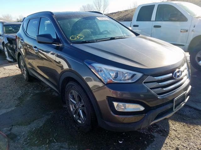 Hyundai Santa FE S salvage cars for sale: 2014 Hyundai Santa FE S