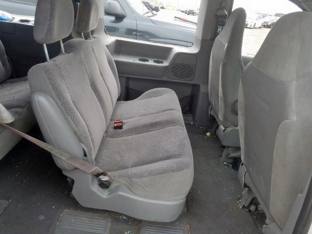 non repairable 2001 ford windstar extended 3 8l for sale in albuquerque nm 39145910 a better bid car auctions