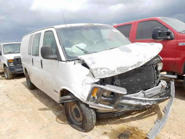 Chevrolet Express G1 salvage cars for sale: 1999 Chevrolet Express G1
