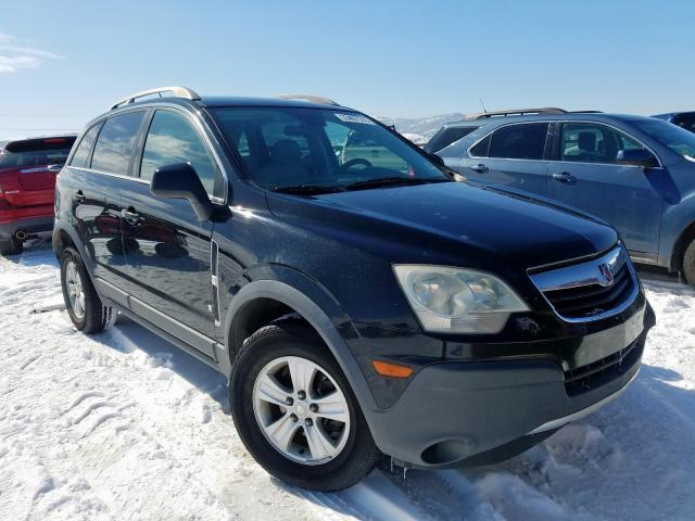 Saturn Vue XE salvage cars for sale: 2009 Saturn Vue XE