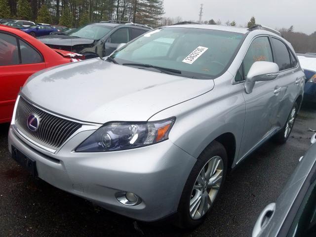 2011 LEXUS  RX450