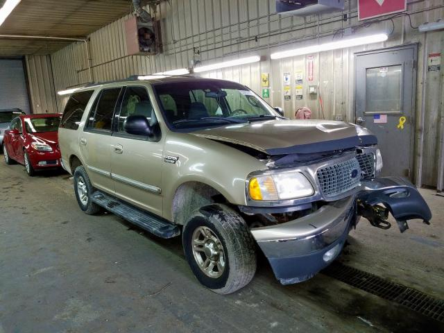 Salvage 2000 FORD EXPEDITION - Small image. Lot 33753160