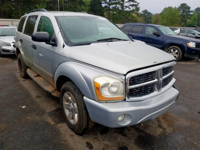 Dodge salvage cars for sale: 2004 Dodge Durango SL