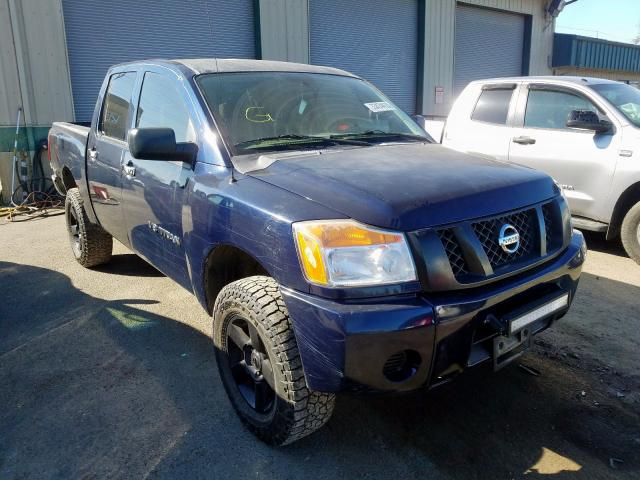 2009 Nissan Titan XE for sale in Eugene, OR