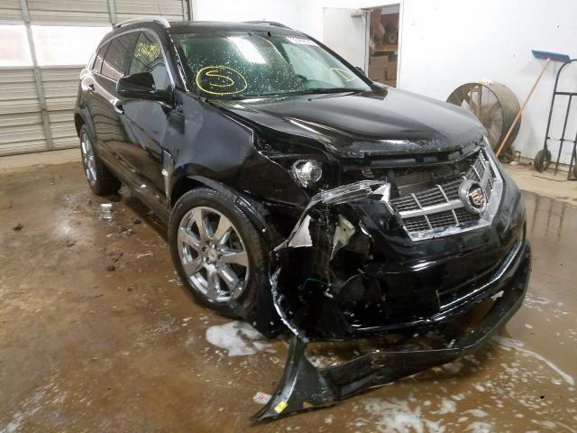 Cadillac SRX Perfor salvage cars for sale: 2012 Cadillac SRX Perfor