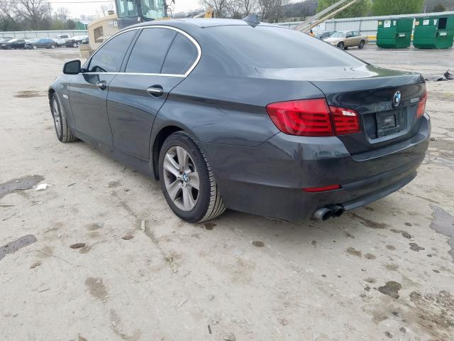 купить 2013 BMW 528 I WBAXG5C51DD231712