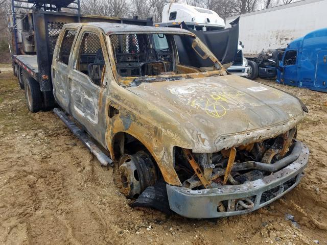 Ford F550 Super salvage cars for sale: 2009 Ford F550 Super