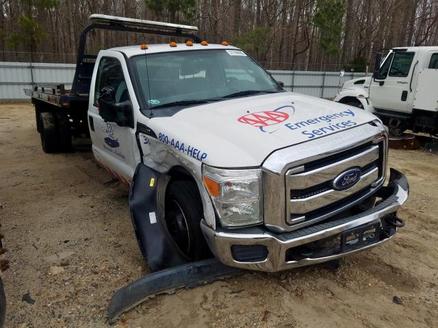 Salvage cars for sale from Copart Hampton, VA: 2015 Ford F550 Super