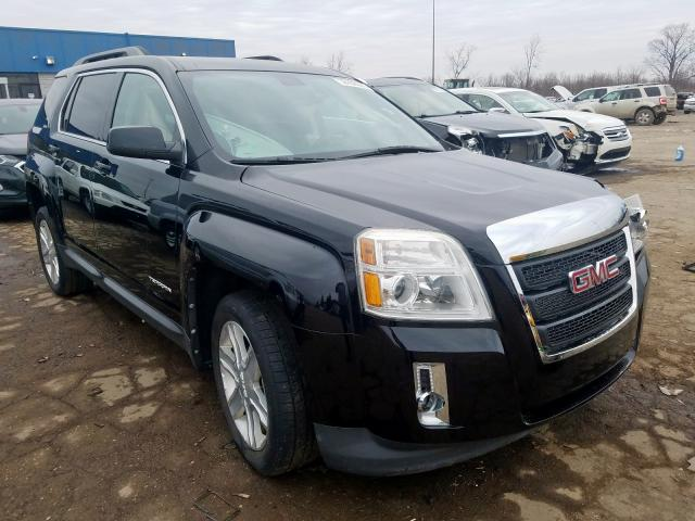 GMC salvage cars for sale: 2011 GMC Terrain SL