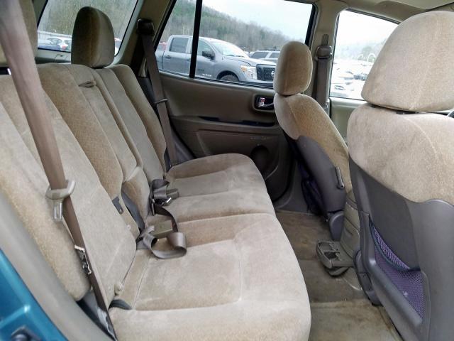 2002 hyundai santa fe gls photos wv charleston salvage car auction on thu jun 04 2020 copart usa copart