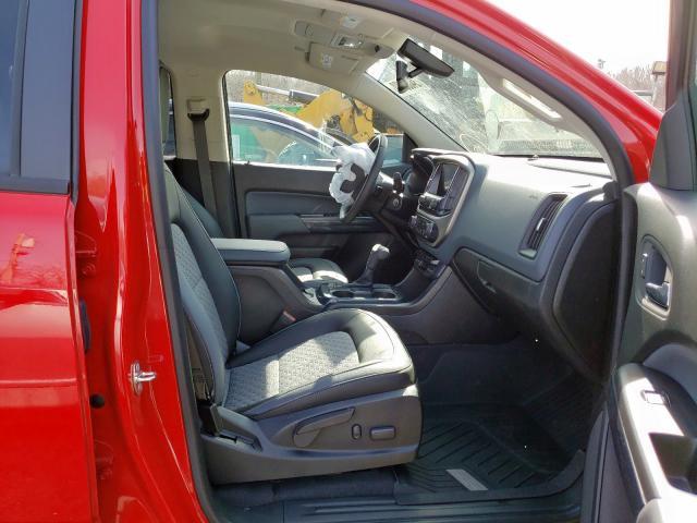 2019 Chevrolet  | Vin: 1GCGTDEN9K1283710