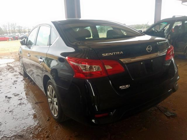 2019 NISSAN SENTRA S - Right Front View