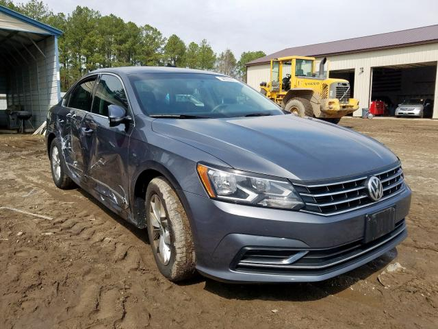 Volkswagen salvage cars for sale: 2017 Volkswagen Passat S