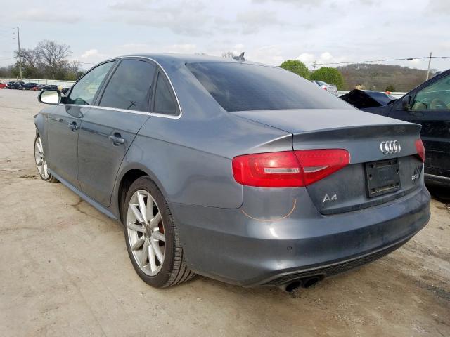 Купить Audi A4 2014 г. из США с доставкой и растаможкой под ключ.