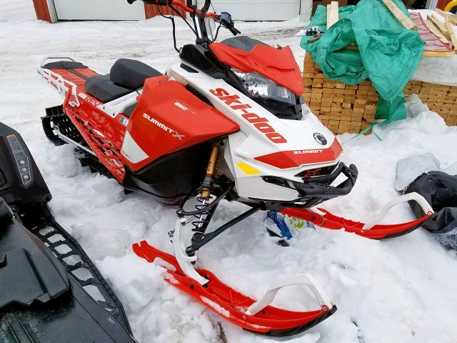 Skidoo salvage cars for sale: 2020 Skidoo Summit