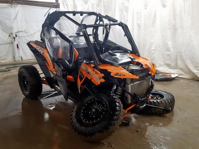 Vehiculos salvage en venta de Copart Ebensburg, PA: 2016 Polaris RZR XP Turbo
