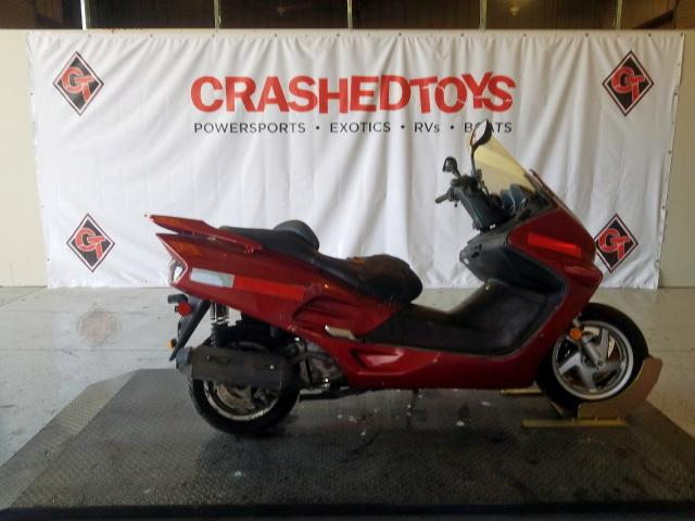 Salvage 2001 Honda NSS250 for sale