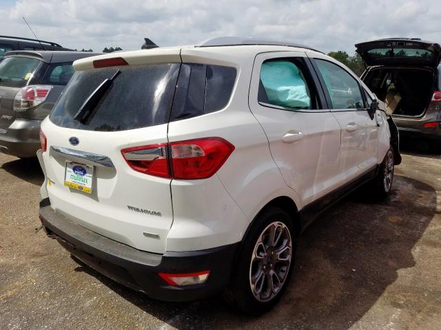 2019 Ford Ecosport T