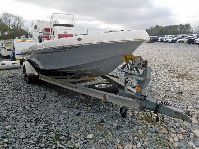 Salvage 2017 Land Rover BOAT for sale