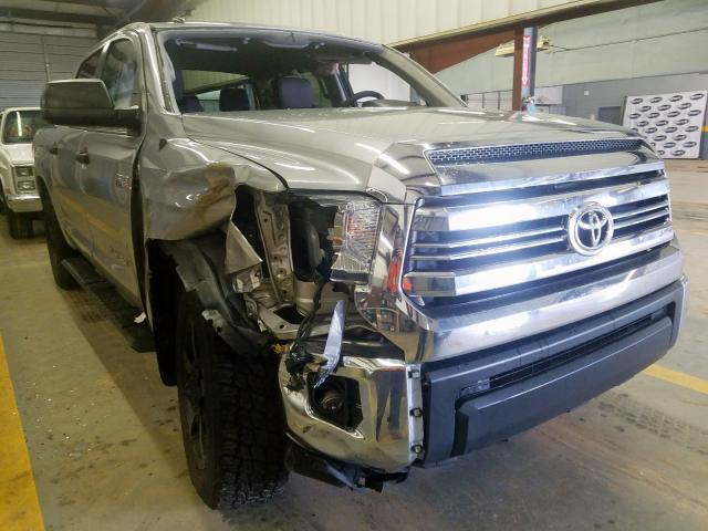 2016 Toyota Tundra Cre 5.7L, VIN: 5TFDW5F1XGX569307