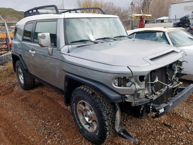 Toyota FJ Cruiser salvage cars for sale: 2009 Toyota FJ Cruiser