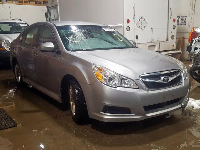 Salvage cars for sale from Copart Anchorage, AK: 2011 Subaru Legacy 2.5