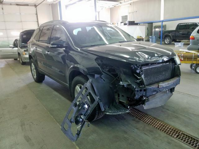 Salvage cars for sale from Copart Pasco, WA: 2012 Chevrolet Traverse L