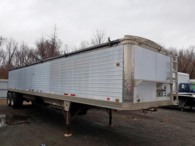 Timpte salvage cars for sale: 1997 Timpte Hopper TRL