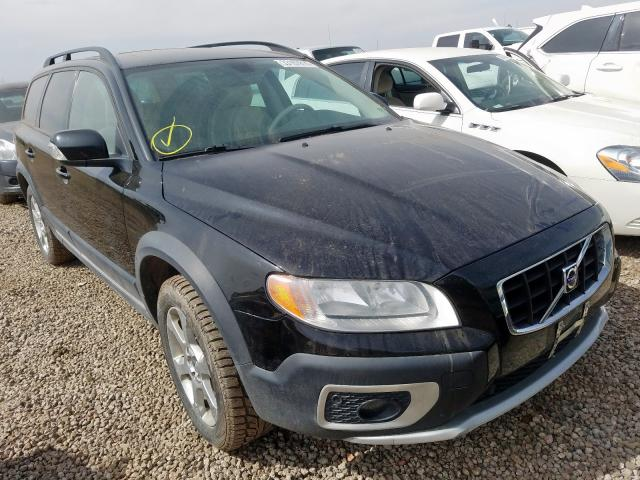 Volvo salvage cars for sale: 2009 Volvo XC70 3.2