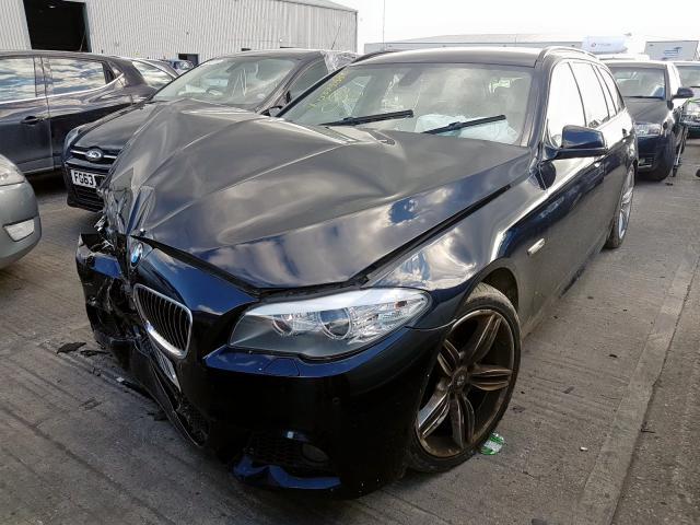 BMW 520D M SPO - 2011 rok