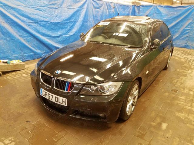 BMW 320D M SPO - 2008 rok